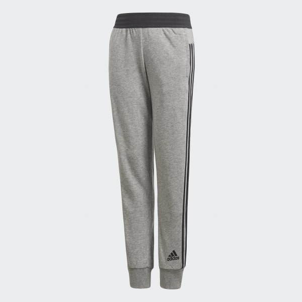 Pantaloni ID 3-Stripes Striker Grigio CF6730