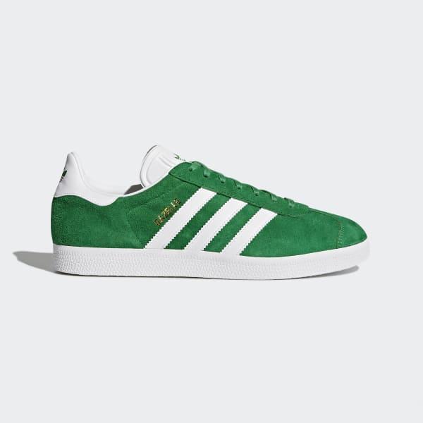 Gazelle Shoes Green BB5477