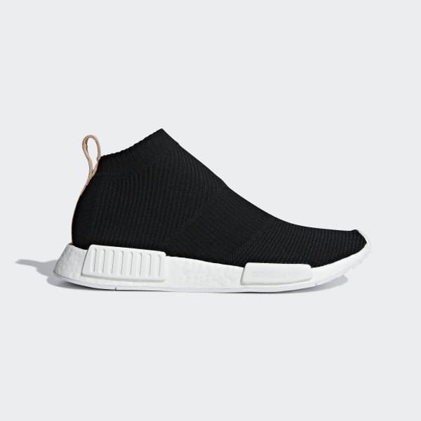 NMD_CS1 Primeknit Shoes Black AQ0948