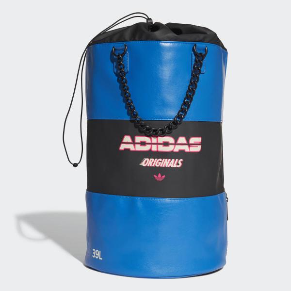 Bucket Tasche L blau DH4389
