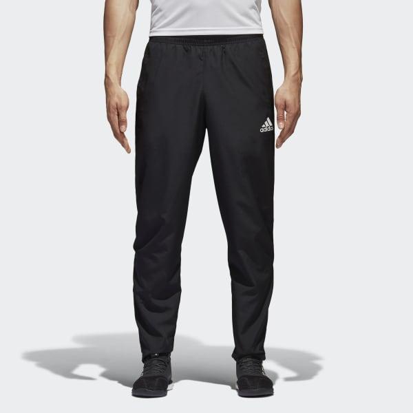 Tiro 17 Pants Black AY2861