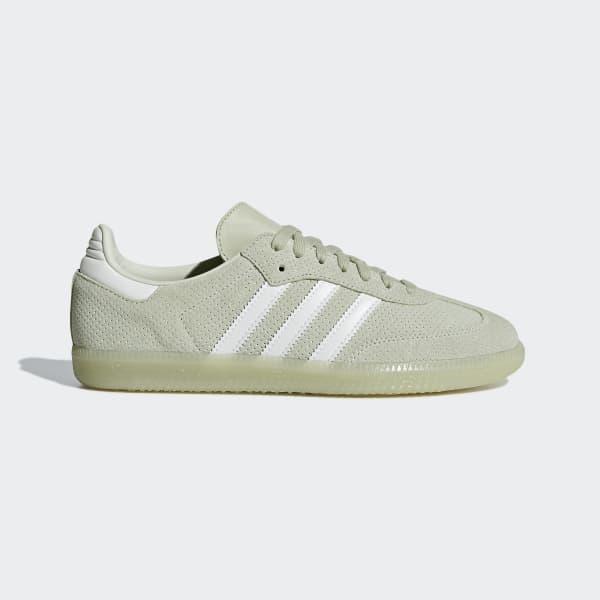 Samba OG Shoes Green B44685