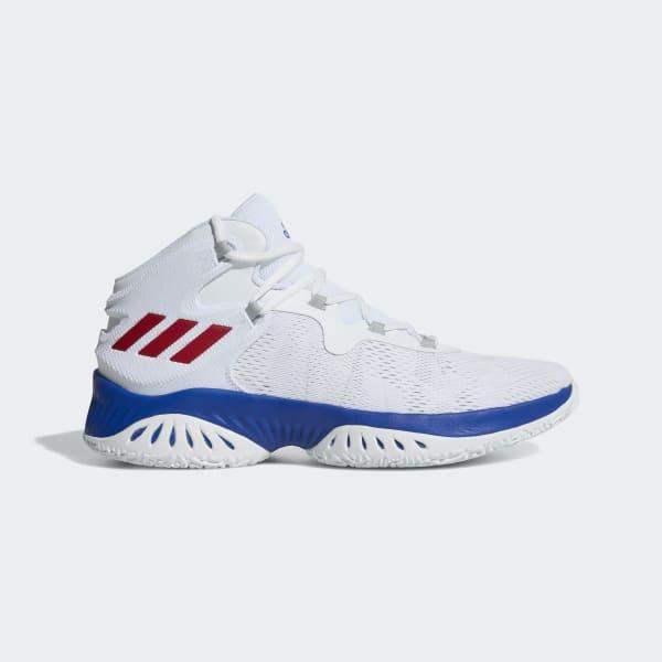 Explosive Bounce Shoes White CQ0214