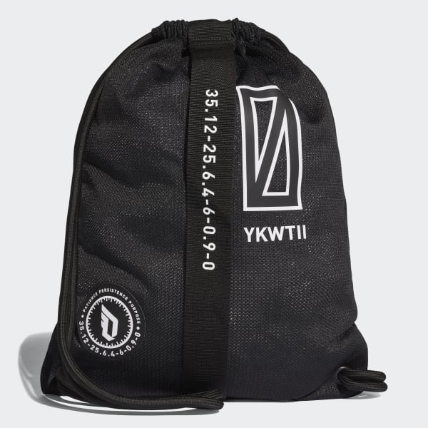 Dame Gym Sack Black CV7124