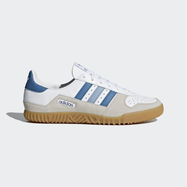 Indoor Comp SPZL Schoenen wit B41820