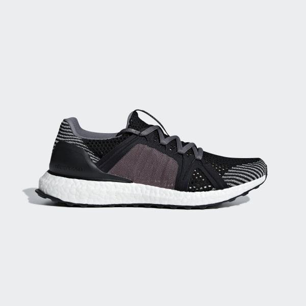 Ultraboost Shoes Black AQ0796