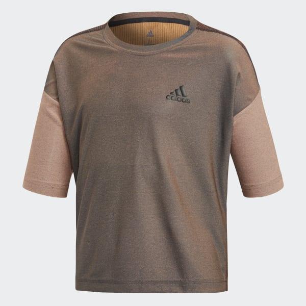 T-shirt Training Knit Arancione CF7200