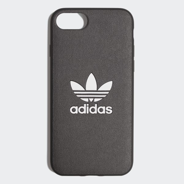 Basic Logo iPhone 8 Schutzhülle schwarz CK6161