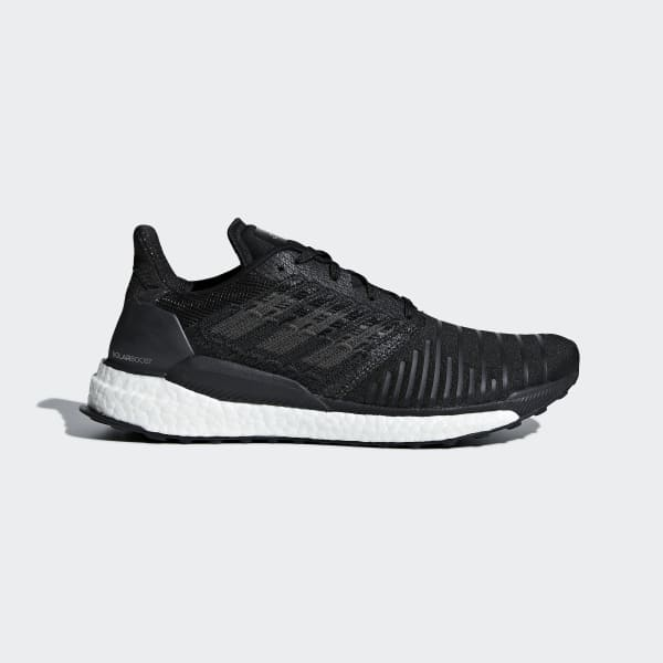 Solarboost Shoes Black CQ3171