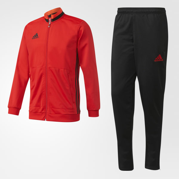 Condivo16 Track Suit Red AN9830