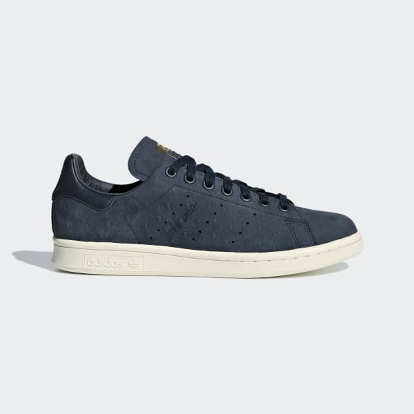 Stan Smith Schuh blau B41596