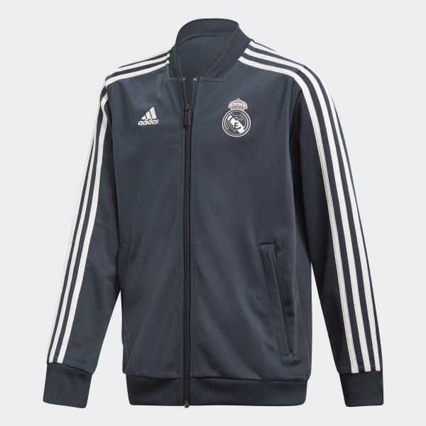Chaqueta técnica Real Madrid Azul CW8635