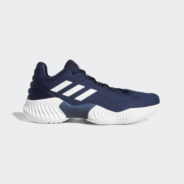 Pro Bounce 2018 Low Shoes Blue AH2677