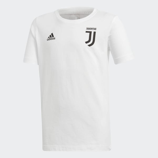 Juventus Turin Graphic T-Shirt weiß FI2376