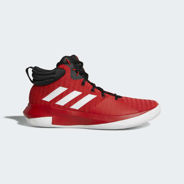 Pro Elevate Shoes Red BB7536