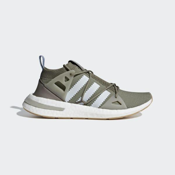 Arkyn Shoes Green B37072