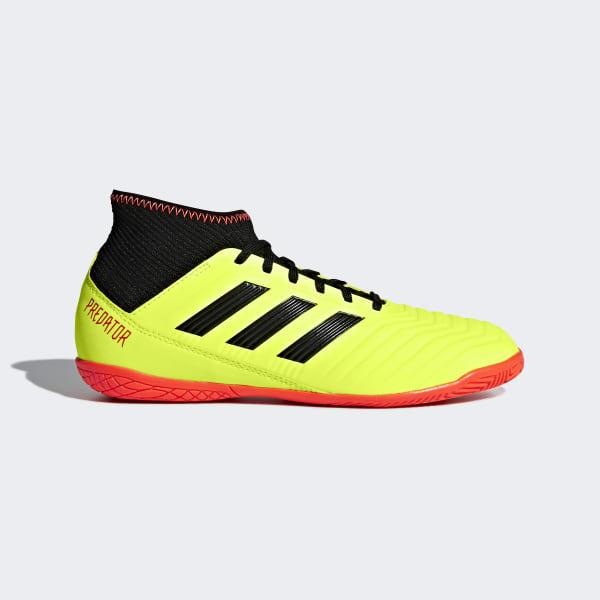 Predator Tango 18.3 Indoor Boots Yellow DB2327
