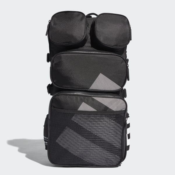 EQT Running Backpack Black CE5550