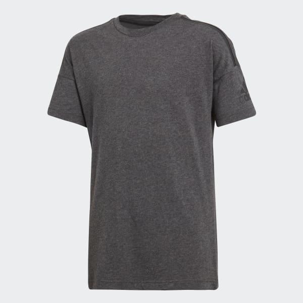 T-shirt adidas Z.N.E. Grigio CW0639