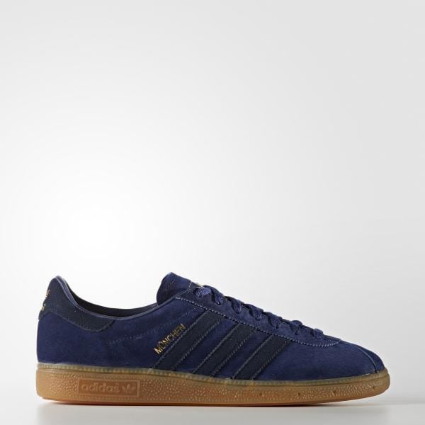 Chaussure München bleu BB5294