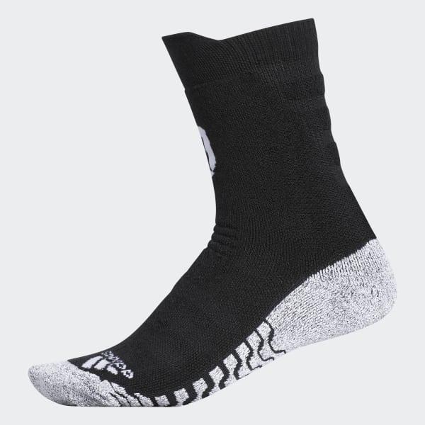 Alphaskin Dame Socken schwarz CV7125