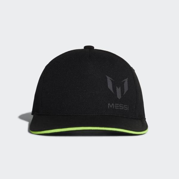 Messi Cap Black DJ2254
