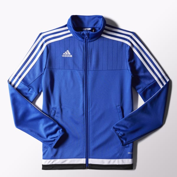 Tiro 15 Training Jacket Blue S22329