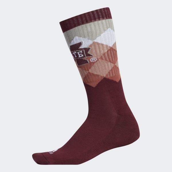 Bulldogs Crew Socks 1 Pair Multicolor CQ4183