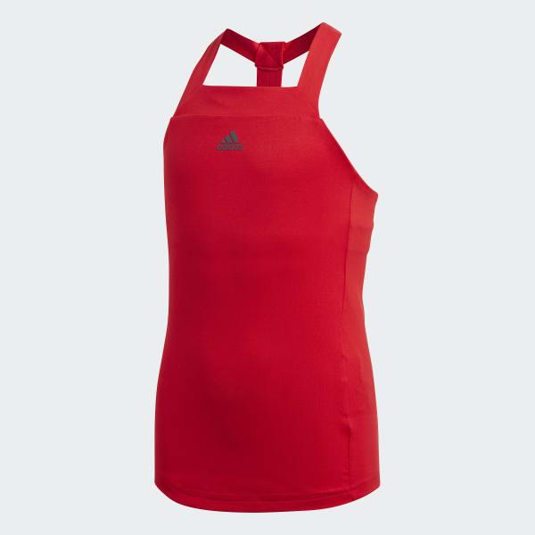 Camiseta de tirantes Barricade Rojo DH2801