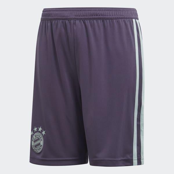 FC Bayern Away Shorts Purple CF5413