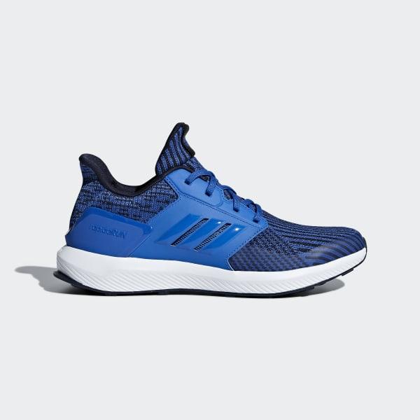 RapidaRun Knit Schoenen blauw AH2609
