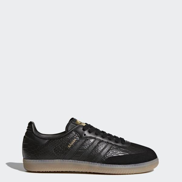 Samba Shoes Black BZ0620