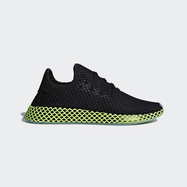 Chaussure Deerupt Runner noir B41755