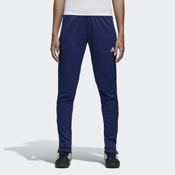 Tiro 17 Training Pants Blue BQ2724