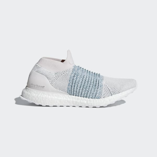 Ultraboost Veterloze Schoenen wit BY8906