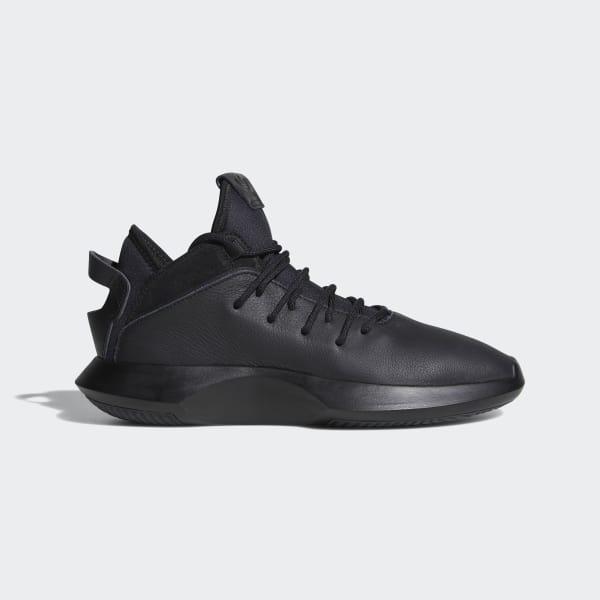 Crazy 1 ADV Shoes Core Black / Core Black / Semi Frozen Yellow AQ0319