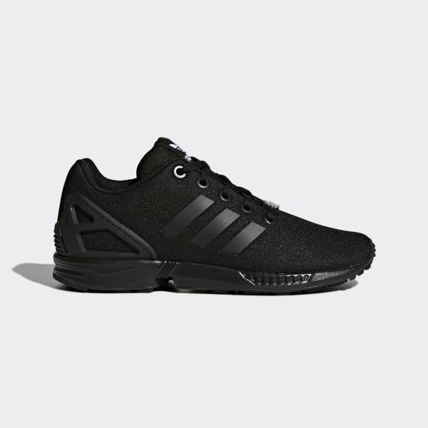 ZX Flux Shoes Black S82695
