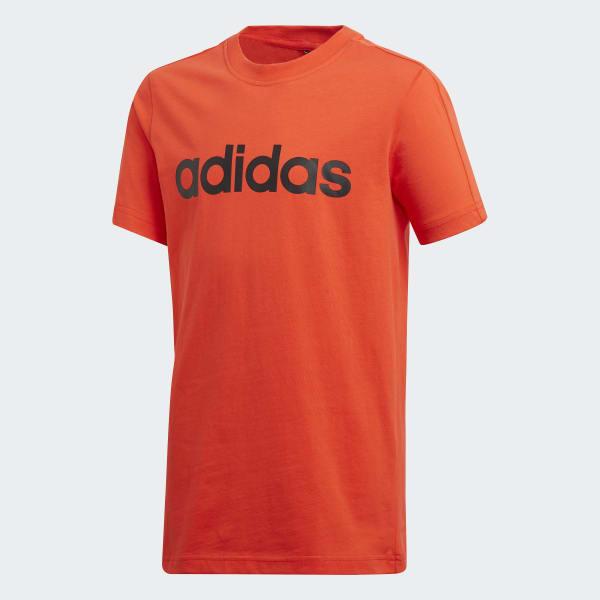 Camiseta Essentials Linear Rojo CF6544
