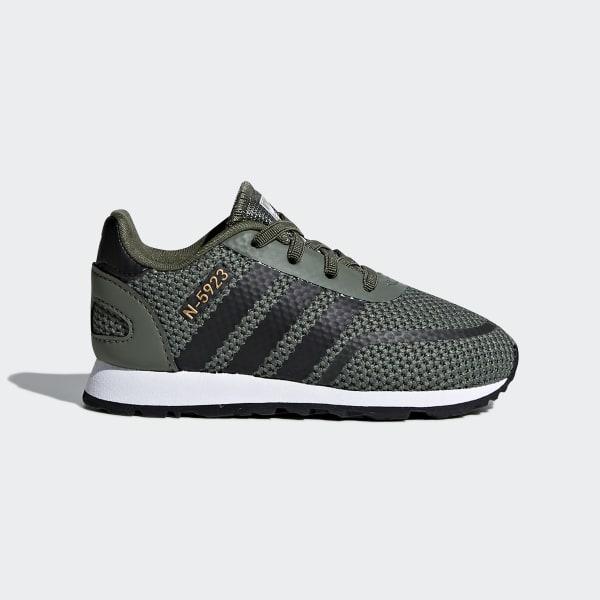N-5923 Shoes Green B37154
