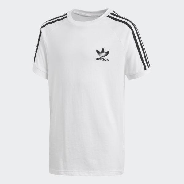 T-shirt California Bianco CE1064