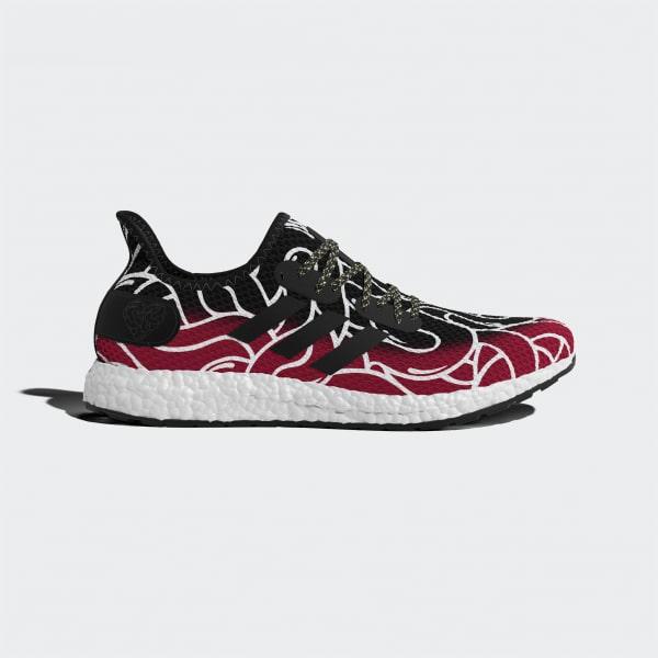 Speedfactory AM4MLS Shoes Red EF2302