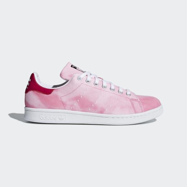 Pharrell Williams Hu Holi Stan Smith Shoes Rosa AC7044