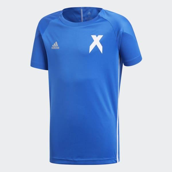 Jersey X Azul DJ1259