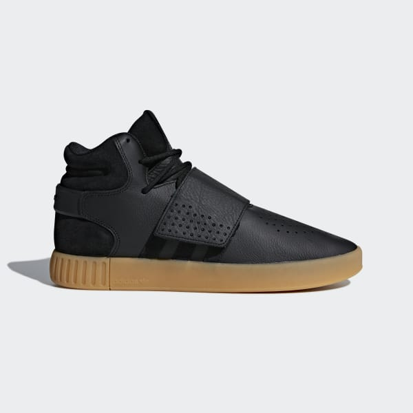 Chaussure Tubular Invader Strap noir BY3630