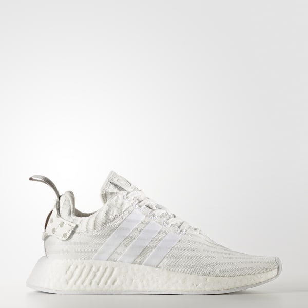 NMD_R2 Primeknit Shoes Grey BY2245