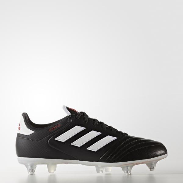 Chaussure Copa 17.2 Terrain gras noir BA9201