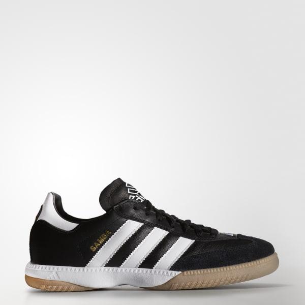 Samba Millennium Leather IN Shoes Black 088559