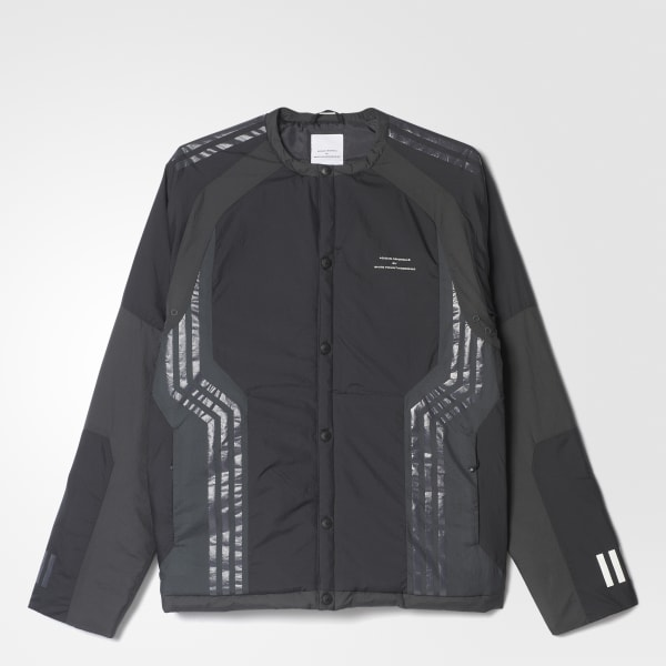 Cardigan imbottito White Mountaineering Nero AY3120