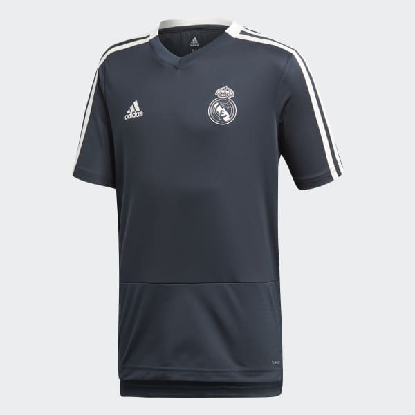 Real Madrid Training Jersey Blue CW8647