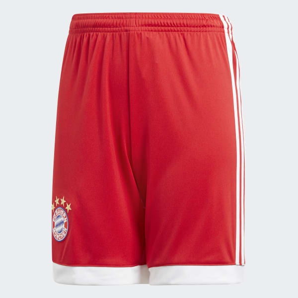 Short FC Bayern Munich Domicile rouge AZ7948